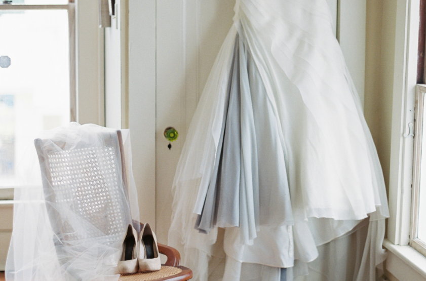 The Ultimate Wedding-Day Checklist: Everything You'll Need