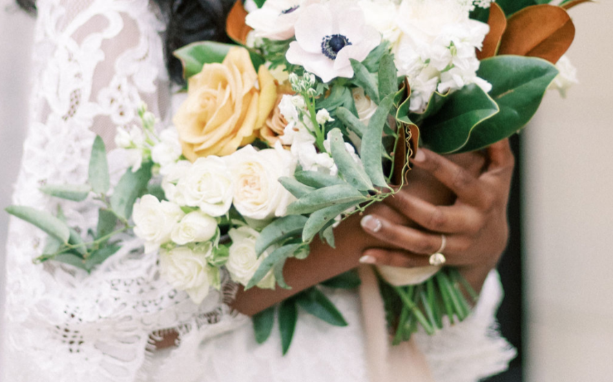 Common Terms and Phrases You'll Hear When Working with Your Wedding Florist, Explained