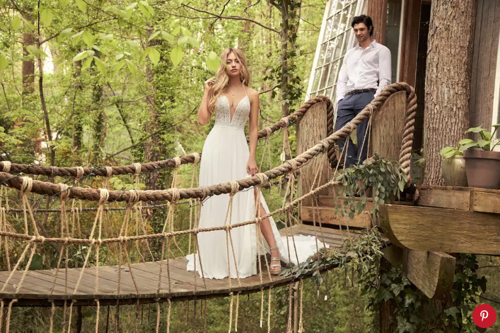 The Dreamiest 2020 Wedding Dress Trends are Actually Timeless